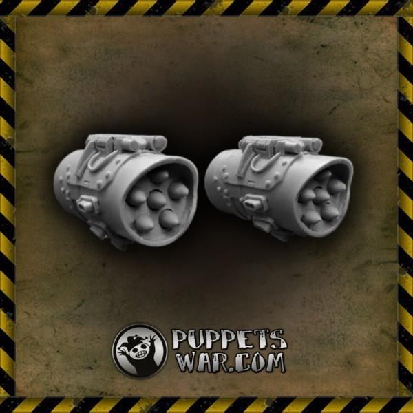 Missile Launchers