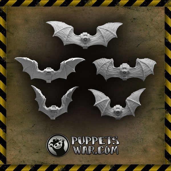 Bat wings-packs