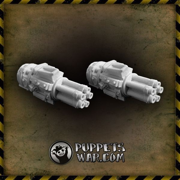 Orc Gatling Cannons