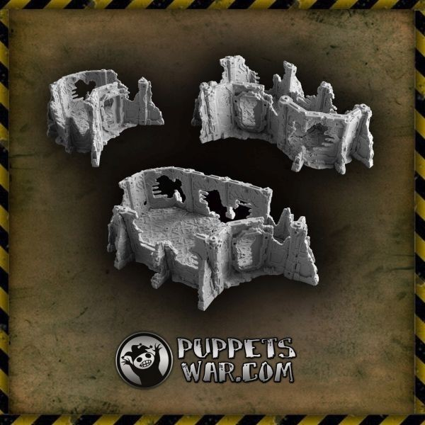 Ruined Outpost set