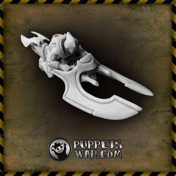 Warp Jetbiker