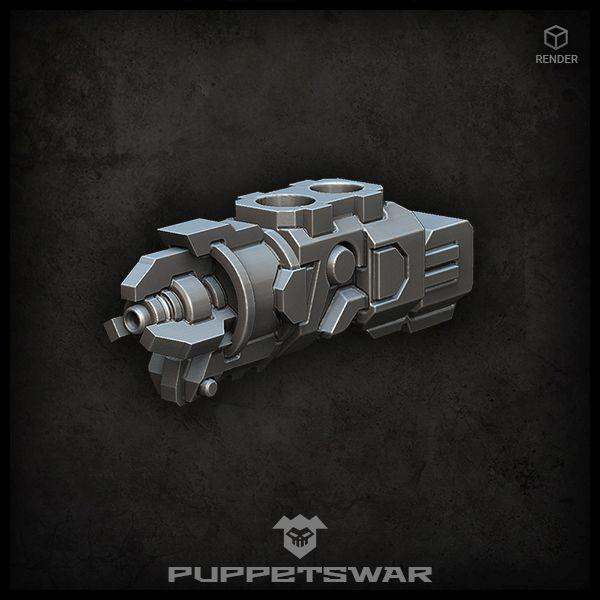 Force Cannon V2