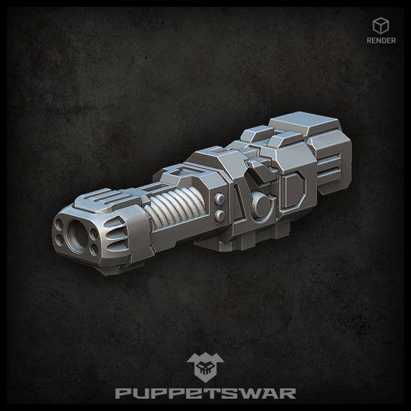 Plasma Cannon V2