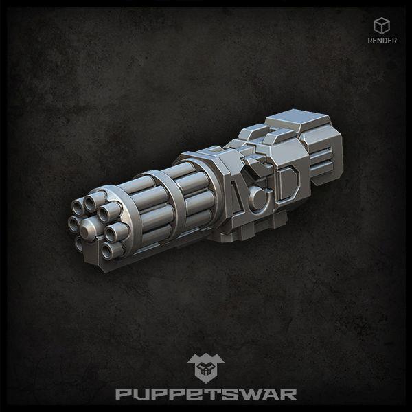 Gatling Cannon V2