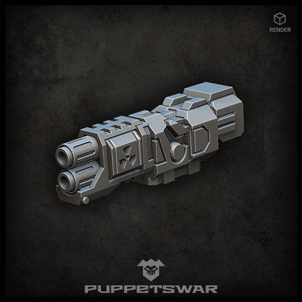 Nuclear Cannon V2