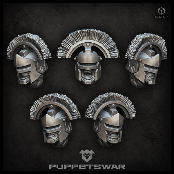 Chevalier Centurion Heads