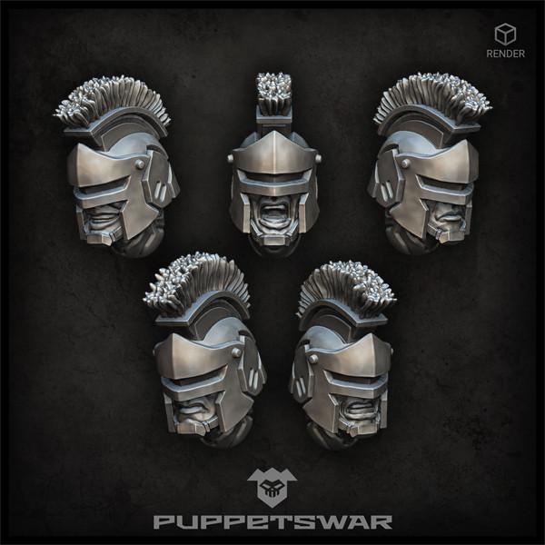 Chevalier Praetorian Heads
