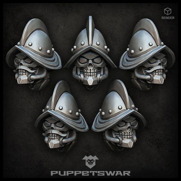 Conquista Reapers Helmets