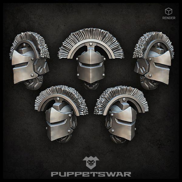 Knight Centurion Helmets