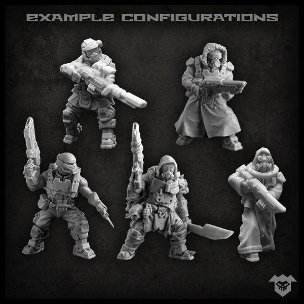Troopers Unit Configurator