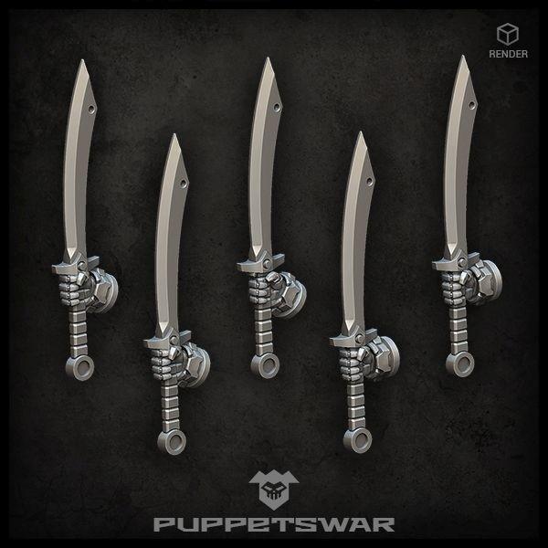 Dadao Swords (right)