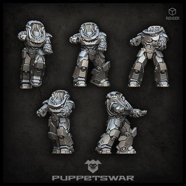 Prime Gunners bodies