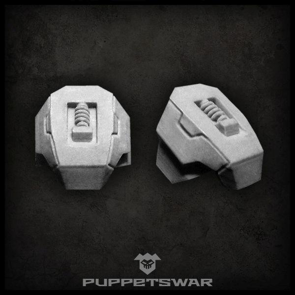 H.I. Destroyer Shoulder Pads