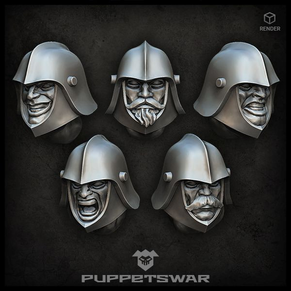 Sentinel Heads