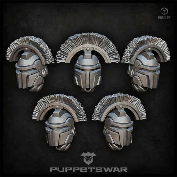 Hunter Centurion Helmets