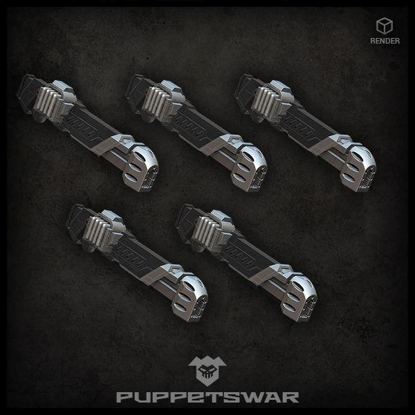 Plasma Rifle Extensions