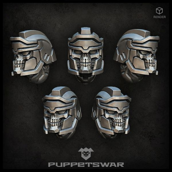 Legionnaire reapers helmets