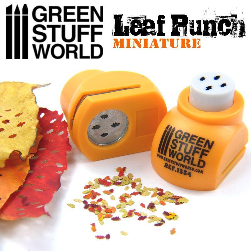 Miniature Branch Punch Orange
