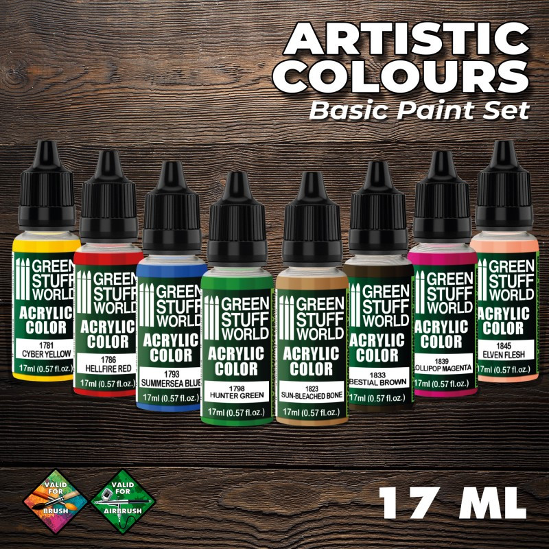 Paint Set - Basic