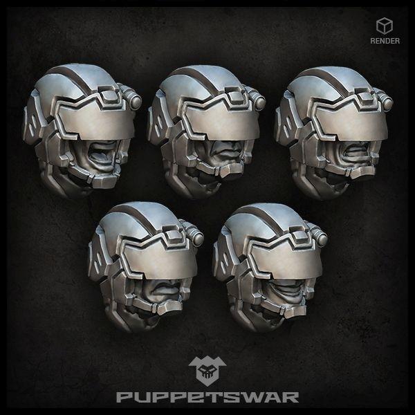 Protectors Heads