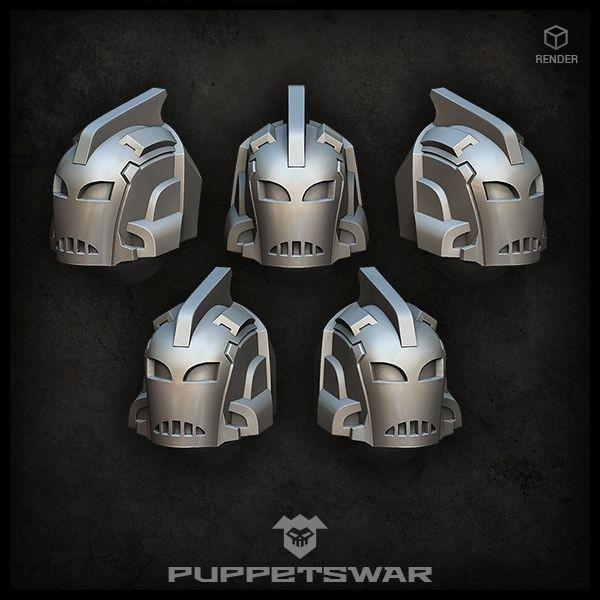 Rocketman helmets