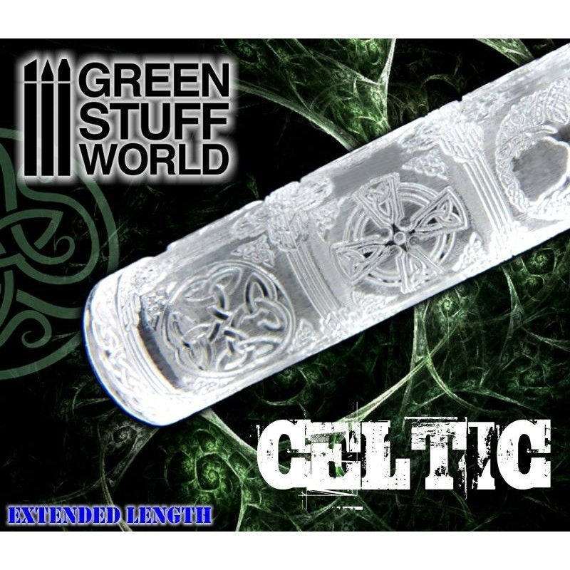 Rolling Pin Celtic