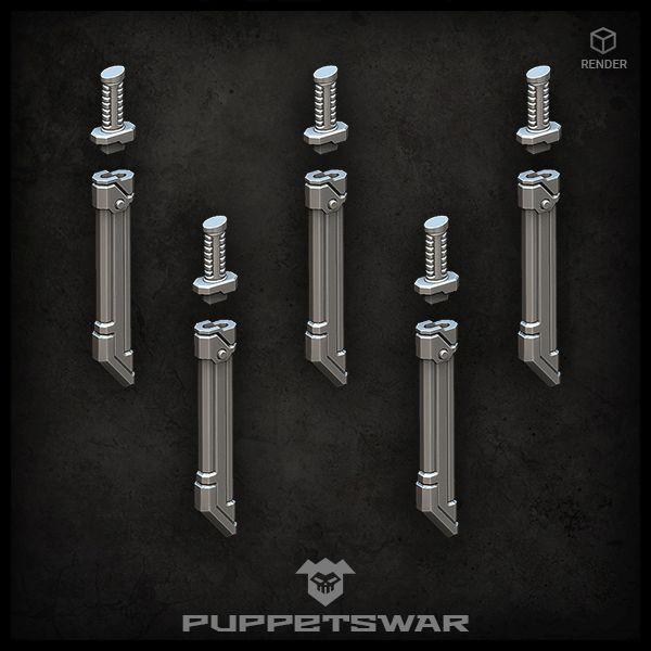 Swords Scabbards