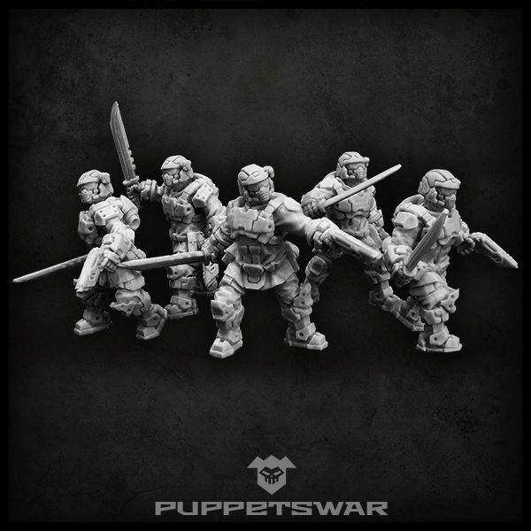 Veteran Troopers