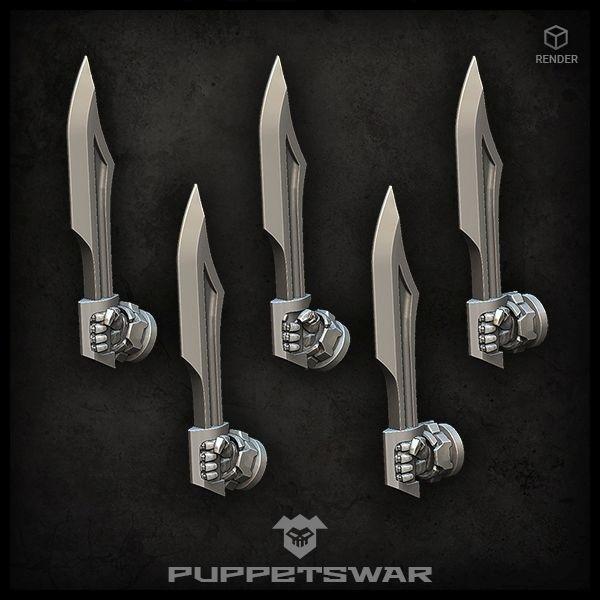 Spartan Swords (right)