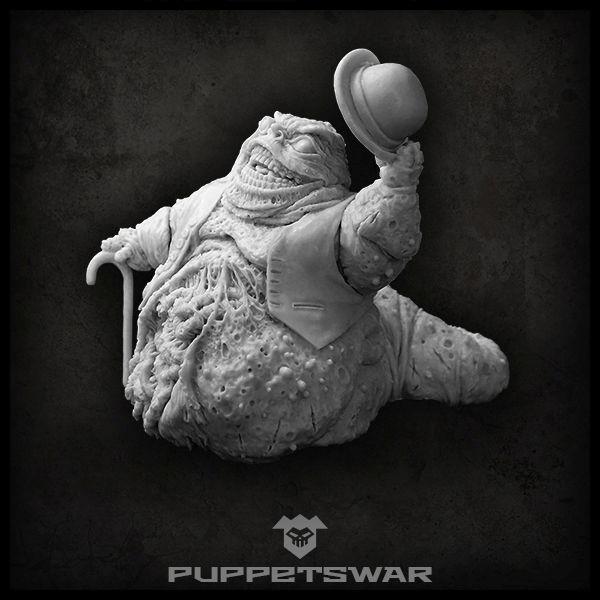 Fat Plague Gentleman