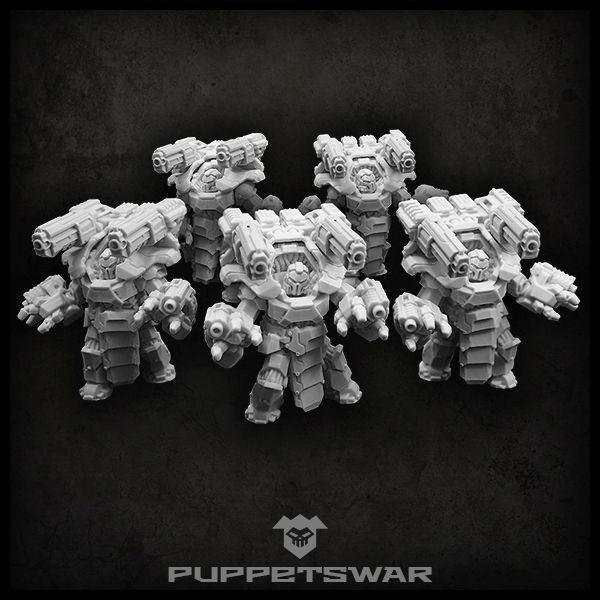 H.I. Goliaths squad