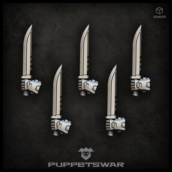 Tactical Swords [left]