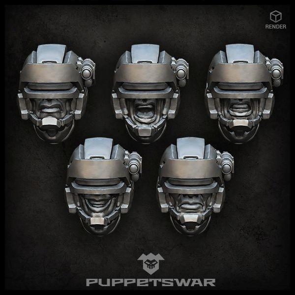 Oppressors Heads