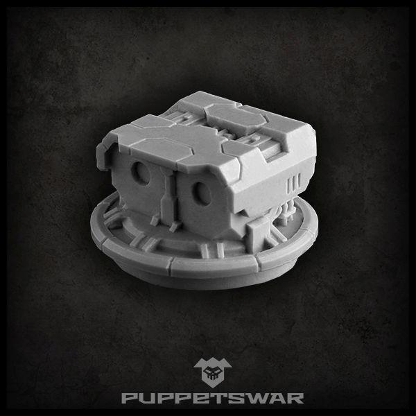 Turret MKV core