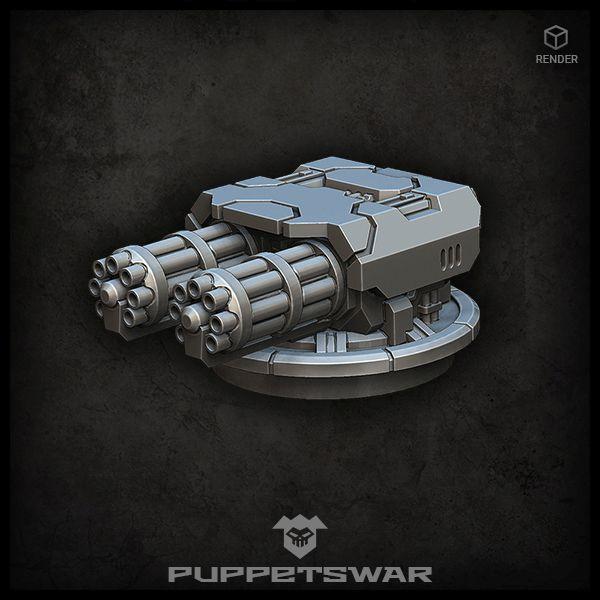 Gatling Turret MKV