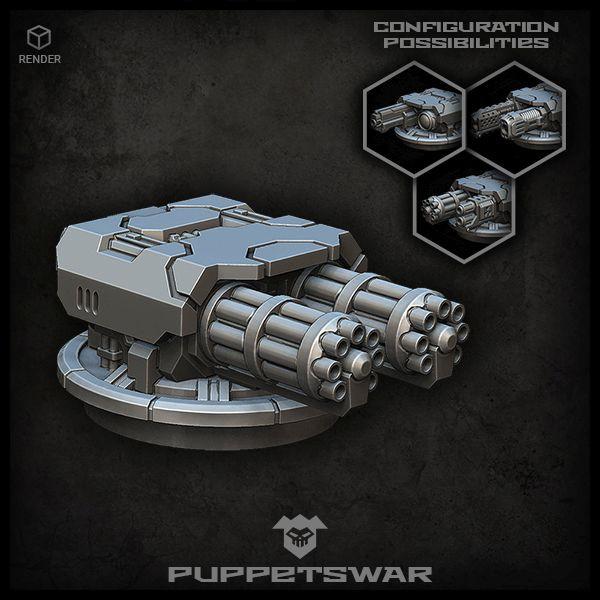 Turret MKV Configurator