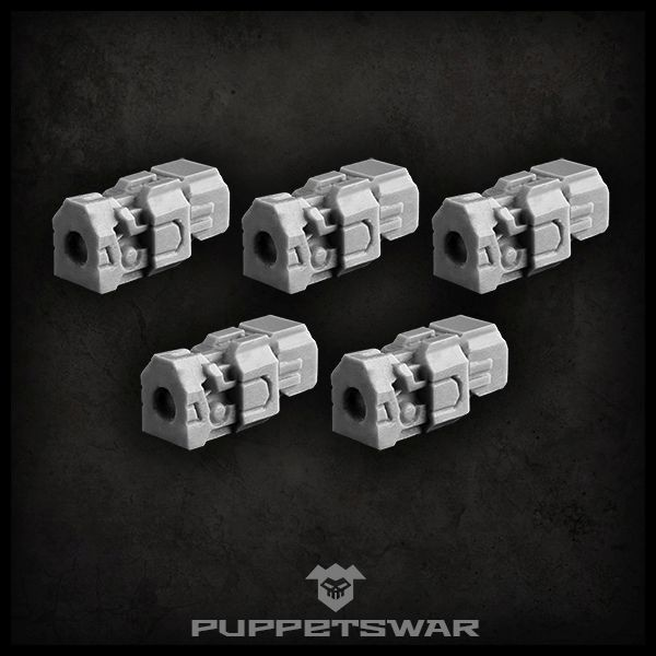 Weapon cores