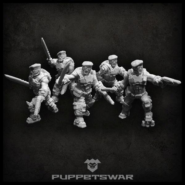 Veteran Commandos