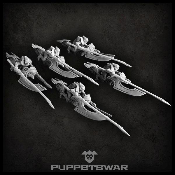 Warp Knights squadron