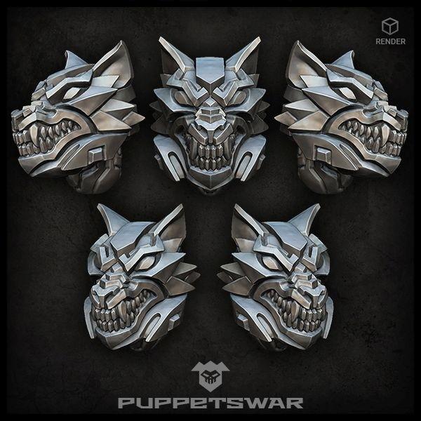Wolf Helmets