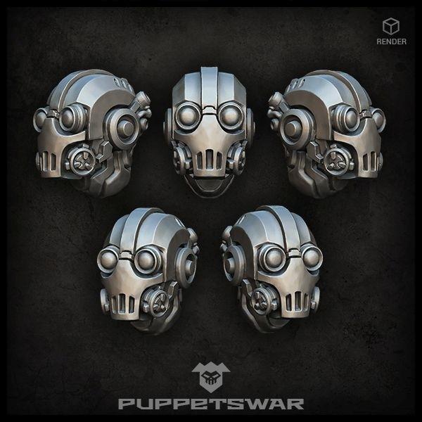Wraith heads
