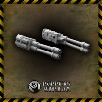 Double Automatic Cannons