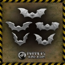 Bat wings-packs