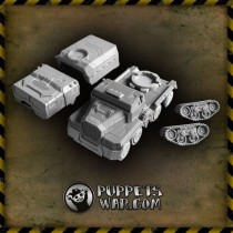 Pegasus Tactical Vehicle