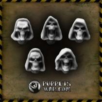 Hooded skulls