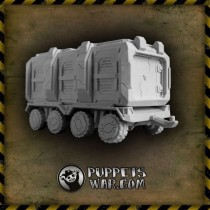 Container MKII and Trailer
