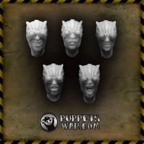 Furies Heads