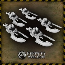 Warp Jetbikers squadron
