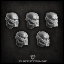 Ravagers heads