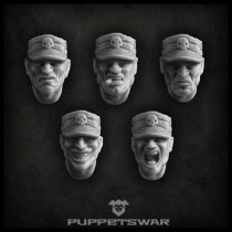 Patrol Cap heads